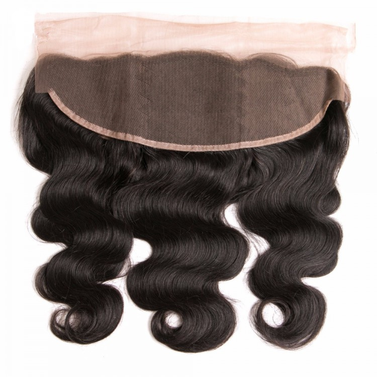 10a brazilian human hair 13*4 Closure Body Wave lace frontal